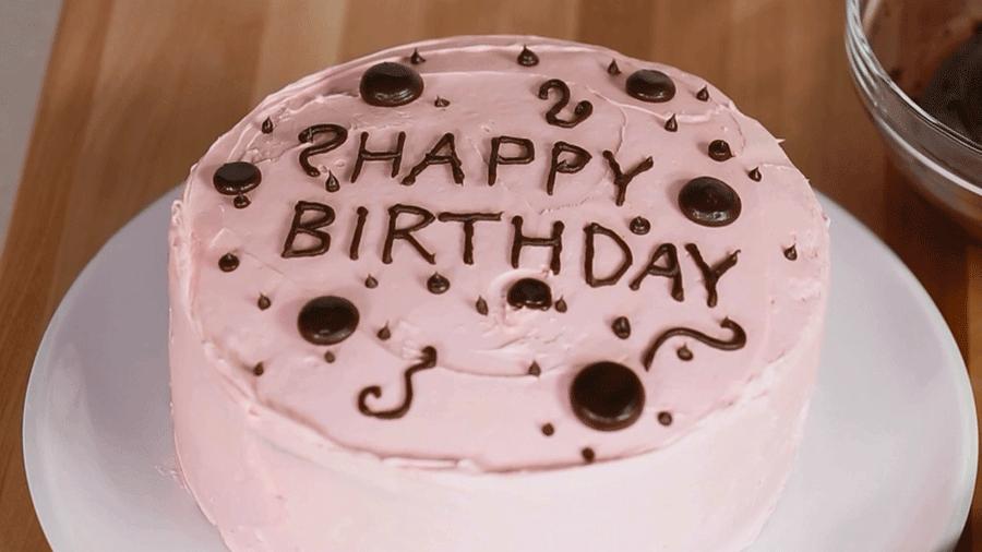 16 Contoh Model Gambar Kue Ulang Tahun Lucu Unik Kreatif Suka Suka